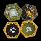 Galda spēle Clockwork Wars: Academy and Volcano Hex Set - EN 101619