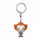 Funko POP! Keychain IT: Chapter 2 - Pennywise w/ Open Arms Vinyl Figure 4cm FK40653