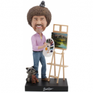Royal Bobbles - Bob Ross Bobblehead RB1182