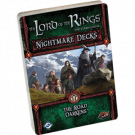 Galda spēle FFG - Lord of the Rings LCG: The Road Darkens Nightmare Decks - EN FFGuMEN20