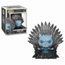 Funko POP! Deluxe GOT S10 - Night King Sitting on Throne Vinyl Figure 10cm FK37794
