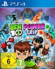 Ben 10: Power Trip Playstation 4 (PS4) video game