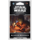 Galda spēle FFG - Star Wars LCG: Allies of Necessity Force Pack - EN FFGSWC37