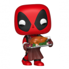 Funko POP! Marvel Holiday - Deadpool Vinyl Figure 10cm FK43337