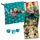 Galda spēle Dungeon Survival Pack: Kitten Adventurers - EN 5933SJG