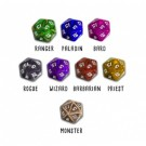 Galda spēle Hero Master: An Epic Game of Epic Fails Dice Pack HM8DICE
