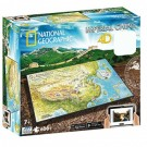 4D Cityscape - National Geographic: Ancient China Puzzle 61006