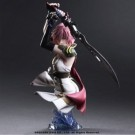 Final Fantasy XIII Static Arts Bust - Lightning XBUSTZZZ00