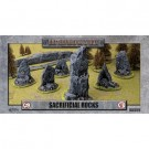 Battlefield in a Box - Sacrificial Rocks (x6) - 30mm BB569