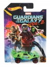Hot Wheels Car - Guardians of Galaxy - Quicksand