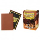 Dragon Shield Standard Sleeves - Matte Copper (100 Sleeves) 11016