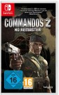 Commandos 2 HD Remastered Nintendo Switch video spēle
