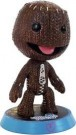 LittleBigPlanet SackBoy Wobbler 7-inch Figure (Happy) (Damaged Packaging) Toy - Rotaļlieta