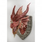 Dungeons & Dragons - Red Dragon Trophy Plaque Prop Replica 75x60x45cm NECA72788