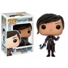 Funko POP! Games - Dishonored 2 Unmasked Emily Vinyl Figure 10cm limited FK11408