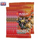 MTG - Ikoria: Lair of Behemoths Collector Booster Display (12 Packs) - EN MTG-IKO-CBD-EN