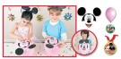 DISNEY MICKEY MOUSE BUILD A HEAD PARTY GAME 996857
