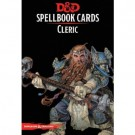 D&D Spellbook Cards - Cleric (153 Cards) - EN 73916
