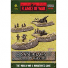 Battlefield In A Box - Sandbags - Dug In Markers BB108