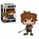 Funko POP! Kingdom Hearts 3: Sora Vinyl Figure 10cm FK34052