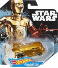 Hot Wheels - Star Wars EP8 C3PO /Toys