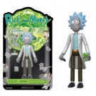 Funko Action Figures Rick & Morty TV-Series - Rick Poseable Figure 12cm FK12924