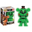Funko POP! Games Five Nights at Freddy's - Toy Freddy Glow-In-The-Dark Vinyl Figure 10cm limited FK13880