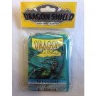 Dragon Shield Small Sleeves - Turquoise (50 Sleeves) 10115