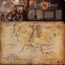 Galda spēle FFG - Lord of the Rings LCG: Fellowship 1-4 Player Gamemat FFGMES01