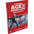 FFG - Star Wars Age of Rebellion RPG: Cyphers and Masks Sourcebook for Spies - EN FFGSWA53