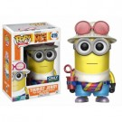 Funko POP! Despicable Me 3: Tourist Jerry Metallic Vinyl Figure 10cm FK15075