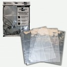 Blackfire 9-Pocket Pages - Clear - Side Loading (50 pcs) BF08001