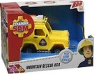 (D) Fireman Sam - Mountain Rescue 4 x 4 Jeep (DAMAGED PACKAGING) /Toys