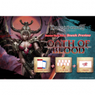 Galda spēle Dragoborne: Rise to Supremacy - DB-BT02 Oath of Blood - Sneak Preview Kit DB-BT02-SP