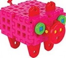 Marioinex Blocks Pig Logic Game Multi-colour /Toys