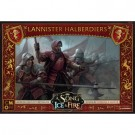 A Song Of Ice And Fire - Lannister Halberdiers - EN CMNSIF202