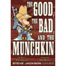 Galda spēle The Good, the Bad, and the Munchkin - EN 1454SJG