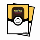 UP - Standard Sleeves - Pokémon Ultra Ball (65 Sleeves) 85459