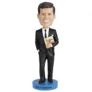 Royal Bobbles - John F. Kennedy V3 Bobblehead RB1205
