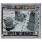 Battlefield In A Box - Space Station Lasers BB563