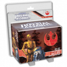 Galda spēle FFG - Star Wars: Imperial Assault - R2-D2 & C3P0 Ally Pack FFGSWI12
