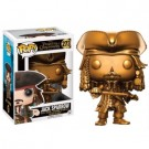 Funko POP! Disney Pirates of the Caribbean Part 5 - Jack Sparrow Gold Version Vinyl Figure 10cm limited FK13842