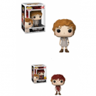 Funko POP! IT S2 - Beverly w/ Key Necklace Vinyl Figure 10cm Assortment (5+1 chase figure) FK29523case