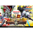 Future Card Buddyfight - Extra Booster Display 02: Great Clash!! Dragon Vs Danger (15 Packs) - EN BFE-EB02