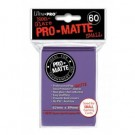 UP - Small Sleeves - Pro-Matte - Purple (60 Sleeves) 84269
