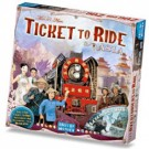Galda spēle DoW - Ticket to Ride - Map Collection 1: Asia - EN DOW720113