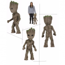 Guardians Of The Galaxy vol. 2 - Groot Life-Sized Replica Action Figure (Foam/Latex) 76cm NECA38719