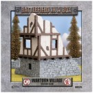Battlefield In A Box - Wartorn Village - Medium Ruin BB573