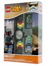 Lego Kids Mini Fig Watch Boba Fett