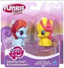 Hasbro - Playskool: My Little Pony - Moondancer and Minty /Toys